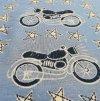 Úplet starý motocykl 220g