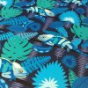 Softshell sportovní pružný chameleon  modrý