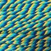 Šňůra bavlněná kroucená multicolor 6 mm