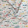 Bavlněná tkanina -  plátno 130g - formule