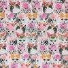 Úplet kočičky (cats and hats) 200g