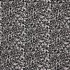 Úplet černo bílo šedý zvířecí vzor 200g