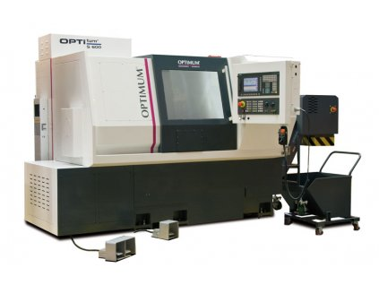 CNC soustruh OPTIturn S 600 CNC