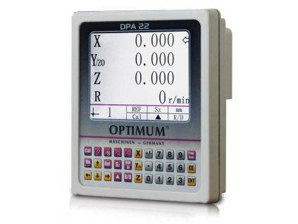 Digitální měřič polohy DPA 22