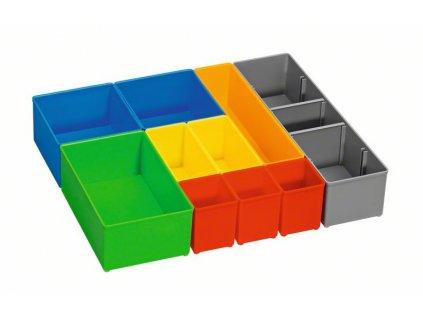BOSCH i-BOXX 72 inset box set 10 kusů Professional