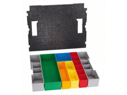BOSCH L-BOXX 102 inset box set 13 kusů