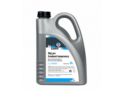 113570 olej pro sroubove kompresory 5l
