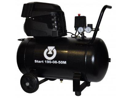 114431 start 190 08 50m pojizdny pistovy kompresor start 1 5 kw
