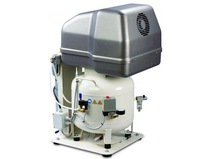114497 medasc 320 08 50m pistovy bezolejovy odhlucneny kompresor medic air silent vybaveny adsorpcni susickou