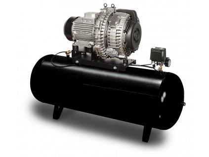 114542 hool 800 10 90t specialni bezolejovy pistovy kompresor horizontal air ol 4 kw
