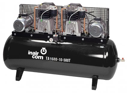 114554 ta 1680 10 500t stacionarni pistove tandemove kompresory tandem air 2x 5 5 kw