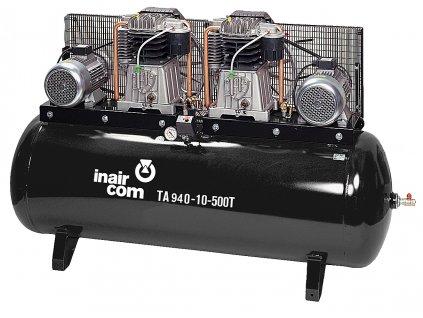 114557 ta 940 10 500t stacionarni pistove tandemove kompresory tandem air 2x 3 kw