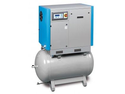 120080 psv b 15 13 270 stacionarni sroubovy kompresor na tlakove nadobe