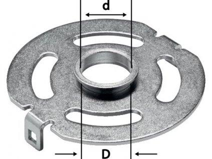 Kopírovací kroužek KR-D 24,0/OF 1400/VS 600