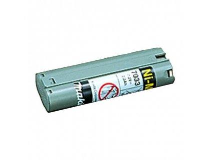 Akumulátor NiMH 7034 7,2V/2,5Ah = old192695-4 - 193888-6