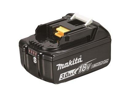 Baterie BL1830B Li-ion LXT 18V/3,0Ah bez obalu =old638409-2 - 632G12-3