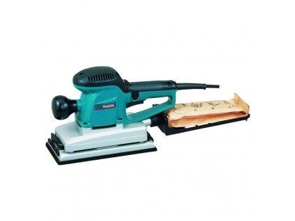 Vibrační bruska s regulací 115x229mm,330W,Makpac - BO4900VJ