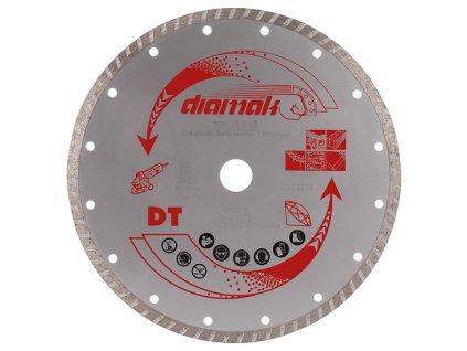 Diamantové turbo kotouče 230mm 10ks - D-61173-10