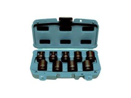 9. dílná sada nástrčkových klíčů 1/2´´   STOP - P-46953