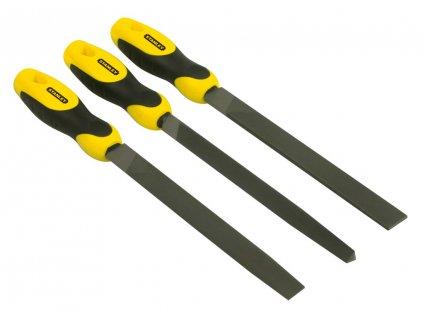 Sada pilníků 200mm 3-dílná STANLEY 0-22-464