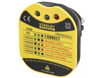 Tester zásuvek EU FatMax FMHT82569-6 STANLEY