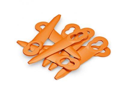 Sada nožů pro PolyCut 2-2 (8 ks)