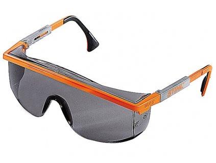 Ochranné brýle - tmavé