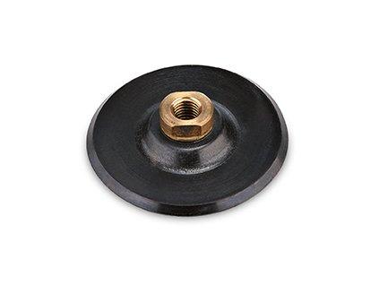 Snímací talíř na suchý zip pro diamantové kotouče Ř 100 M14