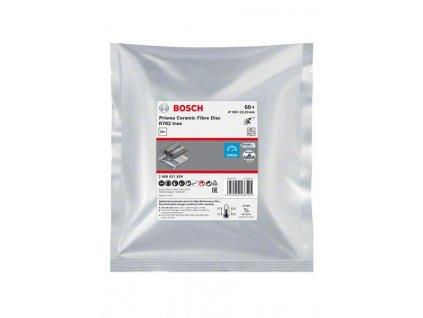 BOSCH Fíbrový brusný kotouč Prisma Ceramic, R782 Inox, 180mm, 22,23mm, G60 Professional