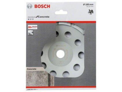 BOSCH Diamantový brusný hrnec Standard for Concrete Professional