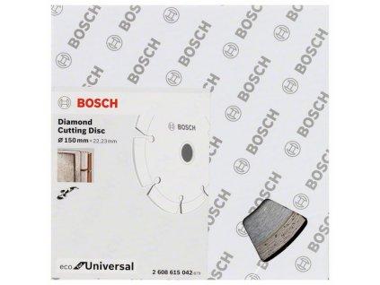 BOSCH Diamantový dělicí kotouč ECO For Universal Professional