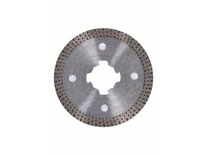 BOSCH Diamantový řezný kotouč Best for Hard Ceramic systému X-LOCK, 85×22,23×1,4×7 Professional
