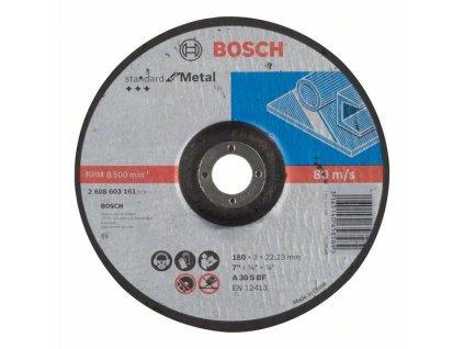 BOSCH Dělicí kotouč profilovaný Standard for Metal Professional