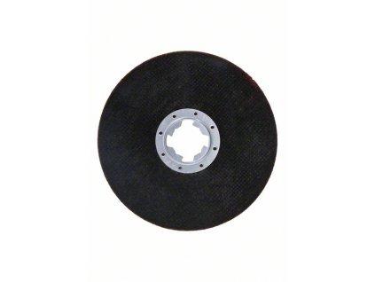 BOSCH Ploché řezné kotouče Expert for Metal systému X-LOCK, 125×1,6×22,23 Professional