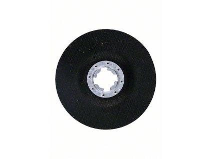 BOSCH Řezání spřesazeným středem Expert for Metal systému X-LOCK, 125×2,5×22,23 Professional
