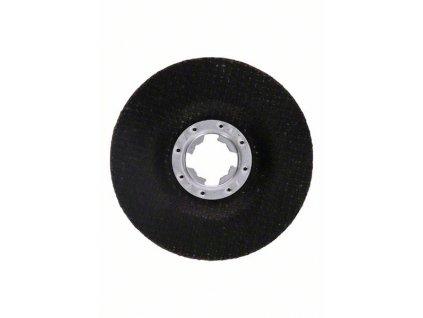 BOSCH Řezání spřesazeným středem Expert for Metal systému X-LOCK, 115×2,5×22,23 Professional