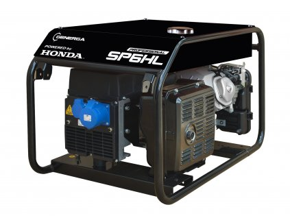 Honda SP 6 HL