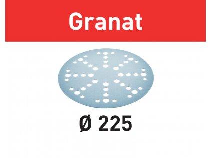Brusné kotouče STF D225/48 P60 GR/25 Granat