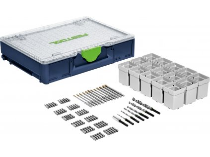 Systainer3 organizér SYS3 ORG M 89 CE-M