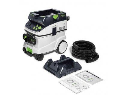 Mobilní vysavač CTM 36 E AC-PLANEX CLEANTEC