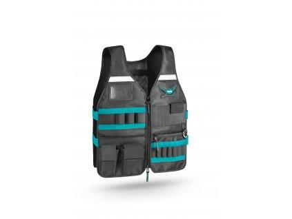 Pracovní vesta 510x640mm - E-05636