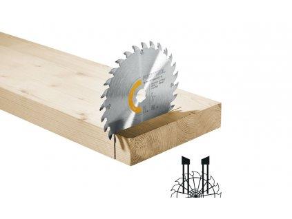 Univerzální pilový kotouč HW 160x1,8x20 W28 Wood Universal