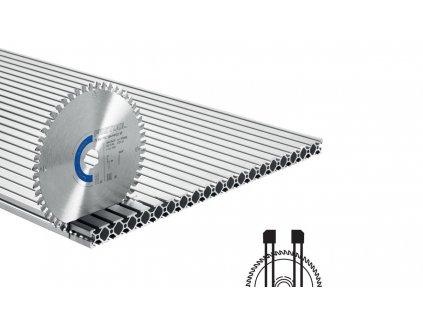 Speciální pilový kotouč HW 160x1,8x20 F/FA52 Aluminium/Plastics