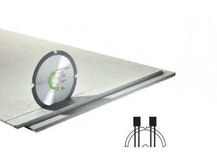 Diamantový pilový kotouč DIA 160x1,8x20 F4 Abrasive Materials