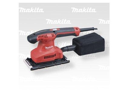 Vibrační bruska MT 93x185mm,190W - M9203