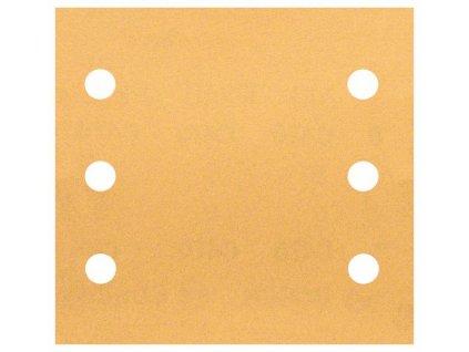 Brusný papír C470, balení 10 ks