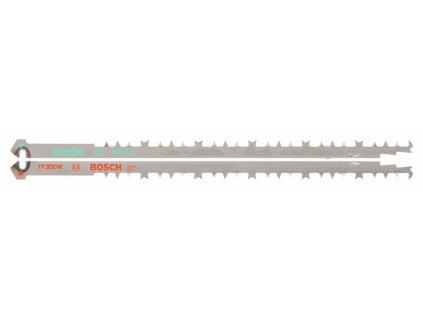 BOSCH 2dílná sada pilových kotoučů HCS TF 300 M Professional