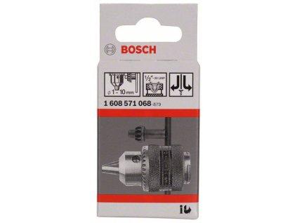 BOSCH Sklíčidla s ozubeným věncem do 10 mm Professional