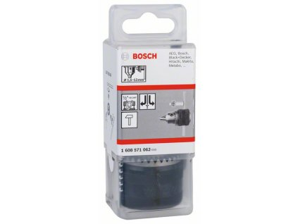 BOSCH Sklíčidla s ozubeným věncem do 13 mm Professional