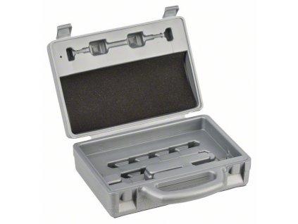 Prázdný kufr na sadu pilových děrovek pro individuální 6dílný výběr